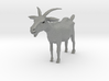 O Scale Goat 3d printed This is a render not a picture