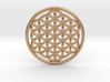 """Flower Of Life (no bale) 1.4""""  3d printed"""