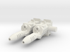 TF Combiner Wars Blades Helicopter Cannons 3d printed