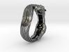 Squirrel Ring 3d printed