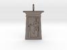 Enshrined Sobek amulet 3d printed