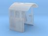 A0 - A1-A3 Cab & Backhead Controls LHD 3d printed