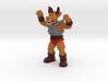 "Ygg/Minotaur - 1.75"" Figurine, multi-color 3d printed"
