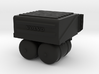 THM 00.5802 Battery box Tamiya Volvo FH12 3d printed