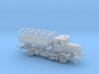 LKW VOMAG Schienen Truck 1:220 3d printed