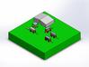 AMBULANCE LOADING 3d printed