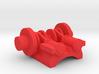 Steam Combine Engine  3d printed