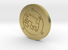 Amy Coin 3d printed