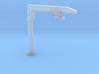 N Scale Column Jib Crane 3d printed
