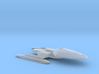 USS Palomino (Voyager Concept #1) / 6cm - 2.36in 3d printed