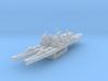 Tone class cruiser (Axis & Allies) 3d printed
