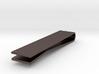 Earring Tie Clip: Tie Clip 3d printed