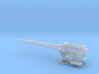 1/96 Scale British BL 6 Inch 45 Cal Mark IX  3d printed