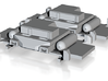 Minitrix 1855 NL-onderbouw 3d printed