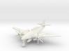 (1:144) Messerschmitt Me 262 B2 Turboprop 3d printed