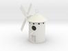 Spanish Windmill Birdhouse 3d printed
