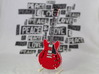 Gibson ES 335, Scale 1:6 3d printed This model is hand painted (example)