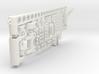 "MicroMagic RIG SET ""5 mm mast"" 3d printed"