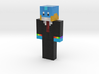 rainbutts   Minecraft toy 3d printed