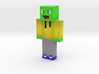 Proud | Minecraft toy 3d printed