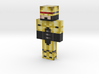 Lowrpm | Minecraft toy 3d printed