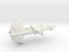 Hive Spore Cruiser - Concept A  3d printed