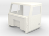 Western Star Style cab 3d printed