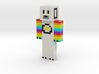 EGGSTHESEAL | Minecraft toy 3d printed