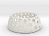 Organika Voronoi (m) 3d printed