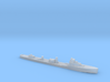 HMS Velox LR Escort 1:2400 WW2 3d printed