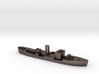 HMS Gloxinia corvette 1:2400 WW2 3d printed