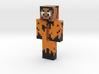 hijackerhopper | Minecraft toy 3d printed