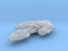 Krenim Warship 3d printed