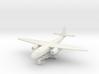 (1:200) Arado Ar 234 V1 (On Take-off Trolley) 3d printed