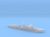 HMS Begonia corvette 1:2400 WW2 3d printed