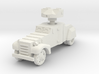 Automitrailleuse Dodge White 1:87 3d printed