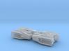 Unic P 107 U 304(f) Halftrack (2.Series) 1/285 3d printed