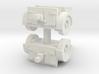 QF 25 Limber (2 pieces) 1/56 3d printed