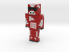 Spocket123 | Minecraft toy 3d printed
