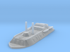 1/1200 City Class Gunboat 3d printed
