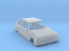 Oltcit (Citroen Axel) Body Scale 1:120 3d printed