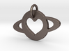 TCR i love you planets Pendant 3d printed