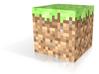Grass Block 3d printed