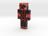 Skelebro6 | Minecraft toy 3d printed