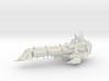 Retribution Class Capital Ship 3d printed
