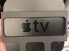 Apple TV Wall Mount Holder Generation 3 and 4 3d printed
