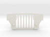 Tamiya Wild Willy M38 Grill 3d printed
