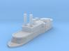 1/1200 USS Peosta 3d printed