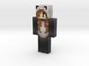 LannythePanda | Minecraft toy 3d printed