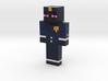 Microdiamond   Minecraft toy 3d printed